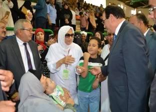 مطار القاهرة يستقبل فوجا جديدا من حجاج فلسطين