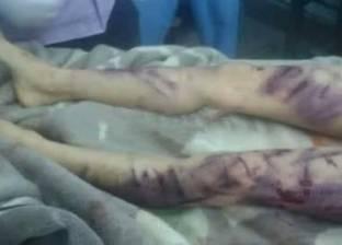 بالصور| نيابة دمياط تحجز أستاذ جامعي قتل نجله بعد تعذيبه بسبب 400 جنيه