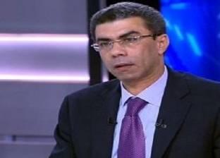 """ياسر رزق يناقش خسائر الصحف القومية والخاصة في """"مساء DMC"""""""