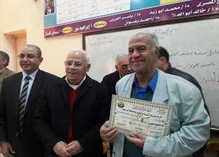 محافظ بورسعيد: القوى الهدامة تهدف لتشكيك الشباب في المشروعات العملاقة