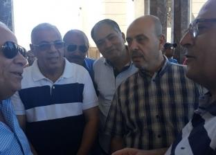 وفد من رجال الأعمال الأردنيين يشيد بالمظهر الحضاري لبورسعيد