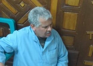 وفاة كفيف أثناء الوضوء قبل الذهاب للمسجد في حلوان.. وابنه: حسن الخاتمة