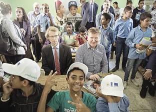 سفير الاتحاد الأوروبى بـ«القاهرة»: بحب أتفسح فى «خان الخليلى»