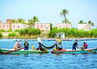 الصيادون: الكبار يهربون «الزريعة».. وبعضهم جفف مساحات كبيرة من المياه وباعها بعقود وهمية