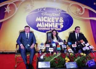 """وزيرة السياحة: عروض """"ديزني"""" دليل على الأمن والاستقرار في مصر"""