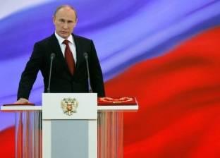 بوتين يؤكد لبارزاني تعزيز العلاقات مع إقليم شمال العراق