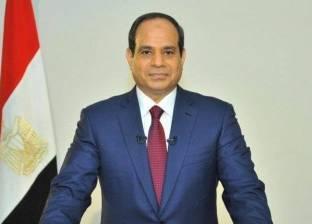 الرئيس السيسي يصدر قرارات تعيينات في النيابة العامة والمحاكم