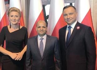 السيسي يهنئ رئيس بولندا بـ يوم الدستور: حريصون على تعزيز علاقاتنا معكم