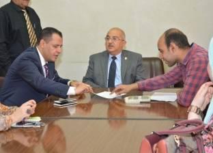 فتح عيادات طبية لخدمة طلاب المدينة الجامعية بجامعة أسيوط