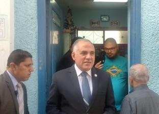 وزير الري يدلي بصوته الانتخابي في الاستفتاء: واجب على كل مصري