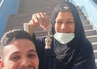 «عمار» صانع البهجة على وجوه المصريين: سلم واكسب فانوس رمضان