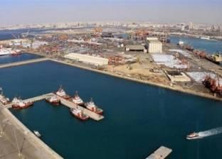 توقف حركة الملاحة في ميناء جدة السعودي بسبب الأحوال الجوية