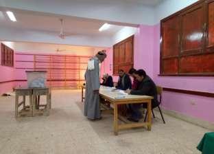 """إقبال ضعيف على الانتخابات التكميلية بلجان """"طامية"""" في الفيوم"""