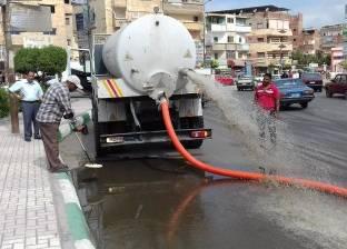 """""""كفر الدوار"""" تنفذ سيناريو أزمة لمواجهة الأمطار الغزيرة المتوقعة"""