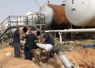 """استئناف العمل بحقل """"الفيل"""" النفطي في ليبيا بعد احتجاجات"""