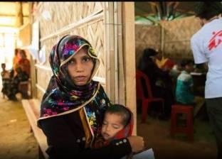 """قتلوا طفليها وهربت بالرضيع.. """"أم كلثوم"""" تروي مأساتها في ميانمار"""