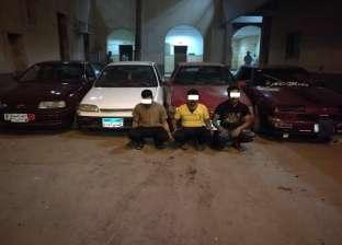 الأمن العام: إعادة 4 سيارات و14 دراجة نارية مبلغ بسرقتها خلال يوم واحد