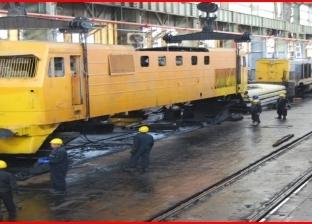 السكة الحديد: إعادة تأهيل الجرار الواحد بمليون و400 ألف دولار