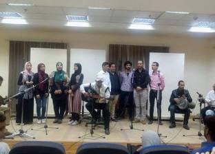 """أمسية شعرية ومحاضرات فنية احتفالا بعيد تحرير سيناء بـ""""ثقافة القليوبية"""""""