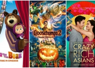 6 أفلام جديدة في دور العرض هذا الأسبوع.. تعرف عليها