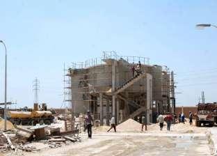 """رئيس جهاز """"العبور"""": المدينة تشهد نشاطا مكثفا في تنفيذ المشروعات الخدمية"""