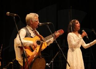 """""""جميزة"""" ناصر النوبي في معهد الموسيقى العربية السبت"""