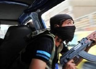 أمن الشرقية يحاصر منزل تاجر مخدرات.. وتبادل لإطلاق الأعيرة النارية