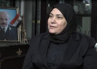 أرملة اللواء الشهيد «إسحق»: وزارة الداخلية مش سيبانا