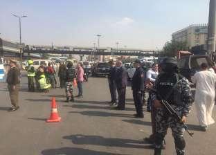 مدير أمن القليوبية يقود حملة أمنية لضبط الخارجين عن القانون بشبرا