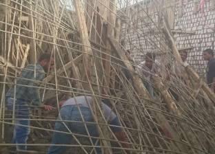 أسماء المتوفي والمصابين في حادث انهيار سقف مسجد بالفيوم