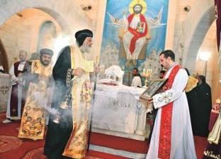 الأقباط يحتفلون بـ«أحد السعف» والبابا يترأس القداس فى «مارينا».. وإحباط هجوم إرهابى على كنيسة بقنا