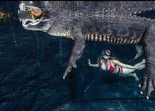 لسن دائما خائفات.. فتاة تمتهن مصارعة وصيد التماسيح الضخمة