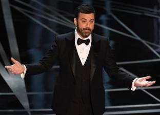 """جيمي كيميل يسخر من """"ترامب"""" على """"تويتر"""" أثناء توزيع جوائز """"أوسكار 2017"""""""