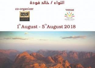 """اليوم.. انطلاق ملتقى الفنانين العرب """"لمسات في سيناء الحضارات"""""""