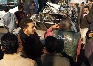 أول فيديو لحادث كفر الدوار.. مصرع 6 وإصابة 35 في «مشهد مروع»