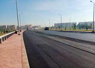 رئيس دمياط الجديدة: ربط المدينة بالطريق الدولي الساحلي