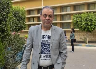 زكي: رئاسة أكاديمية الفنون تحتاج تفرغ.. وسأظهر في الأعمال الفنية كضيف
