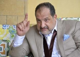 """خالد الصاوي: أتمنى تقديم """"الجزيرة 3"""".. وشريف عرفة """"داهية سينمائية"""""""