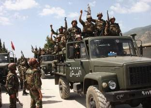 """شباب """"حلب"""" ينضمون للخدمة في صفوف الجيش السوري"""