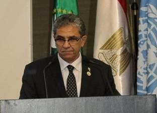 محافظ الدقهلية ووزير البيئة يستعرضان خطة توفيق أوضاع مصنع سماد طلخا