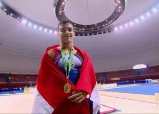 9 ميداليات ذهبية و3 فضة و2 برونز حصيلة مشاركة الجمباز في دورة الألعاب الأفريقية