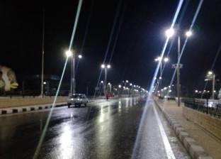 انقطاع الكهرباء بعدة مناطق في أسوان بسبب الأمطار الغزيرة