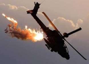 سقوط طائرة تركية مُسيرة في سوريا