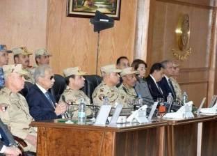 وزيرة التضامن: معركة البناء والتنمية لا تقل أهمية عن مكافحة الإرهاب