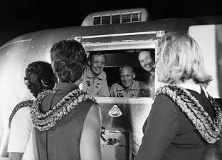 """""""ناسا"""" تحتفل بالذكرى الـ49 لأول هبوط بشري على سطح القمر"""