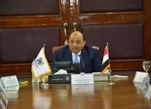 """وزير التنمية المحلية يبحث مع """"الجزار"""" ملفات الأحوزة العمرانية"""