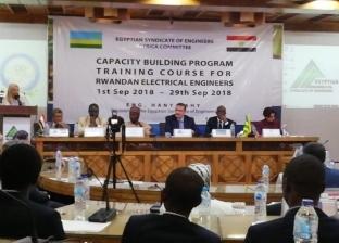 """ممثل الاتحاد الإفريقي يشكر """"المهندسين"""": سنخبر السيسي بما قدمتهوه لنا"""