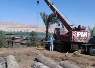 """""""الري"""": تنفيذ 58 ألف قرار إزالة للتعديات على المجاري المائية خلال عام"""