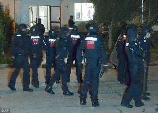 احتراق مأوى للاجئين قرب العاصمة الألمانية.. والشرطة: قد يكون متعمدا