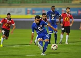 الأهلي: ميدو جابر نسر الفريق في مباراة النصر للتعدين